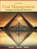 Cost Management 9780072474343