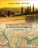Elementary Surveying : An Introduction to Geomatics, Ghilani, Charles D. and Wolf, Paul R., 0132554348