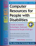 Computer Resources for People with Disabilities, Alliance for Technology Access Staff, 0897934342