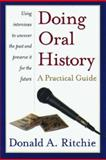 Doing Oral History 2nd Edition