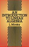 Introduction to Linear Algebra, Mirsky, Lawrence, 0486664341