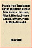 People from Terrebonne Parish, Louisian,, 1158184344