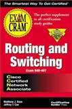 CCNA Routing and Switching Exam Cram : Exam 640-407, Coe, Jeffery and Rees, Matthew, 1576104346