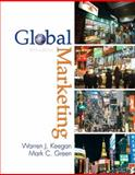 Global Marketing, Keegan, Warren J. and Green, Mark, 0131754343