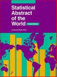 Statistical Abstract of the World, Darnay, Arsen, 0810364344