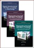 Handbook of Nanostructured Thin Films and Coatings, Three-Volume Set, , 1420094351