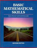 Basic Mathematical Skills, James Streeter and Gerald Alexander, 0070624356