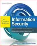 Information Security, Rhodes-Ousley, Mark, 0071784357