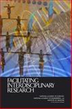 Facilitating Interdisciplinary Research, Institute of Medicine Staff, 0309094356