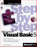 Microsoft Visual Basic 5 Step by Step, Halvorson, Michael, 1572314354