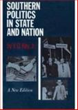 Southern Politics in State and Nation, Key, V. O., Jr., 087049435X