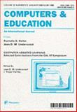 Computers and Education : Computers Assisted Learning, Underwood, J. D. M. and Hartley, J. R., 0080434355
