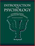 Introduction to Psychology : Student Guide and Ancillary Materials, Whitford, Fred W., 0757544355