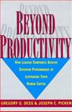 Beyond Productivity 9780814404355