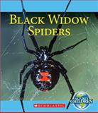 Black Widow Spiders, Katie Marsico, 0531254356