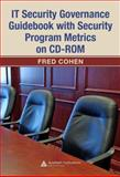 IT Security Governance Guidebook with security program Metrics, Cohen, Fred, 0849384354