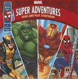 Marvel Padded, Marvel Book Group Staff, 1484704355