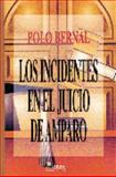 Los Incidentes en el Juicio de Amparo, Polo, Efrain, 9681844351