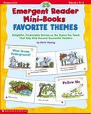 25 Emergent Reader Mini-Books, Maria Fleming, 0439104351