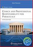 Bundle : Ethics Professional Responsibility Paralegal5, Cannon, 0735584354