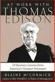 At Work with Thomas Edison 9781891984358