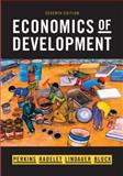 Economics of Development, Perkins, Dwight H. and Block, Steven A., 0393934357