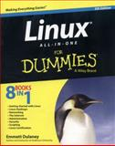 Linux All-In-One for Dummies, Dulaney, Emmett, 1118844351