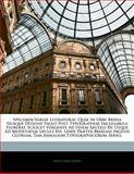 Specimen Variae Literaturae, Angelo Maria Quirini, 1142814351