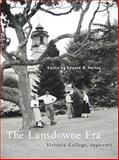 The Lansdowne ERA : Victoria College, 1946-1963, Harvey, Edward B., 0773534369