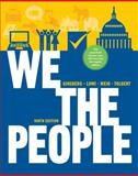 We the People : An Introduction to American Politics, Ginsberg, Benjamin and Weir, Margaret, 0393124363