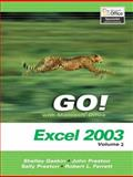 Microsoft Excel 2003, Gaskin, Shelley and Preston, John, 0131434365