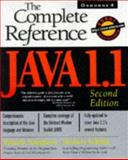 Java 1.1 : The Complete Reference, Naughton, Patrick, 0078824362