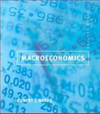 Macroeconomics, Robert J. Barro, 0262024365