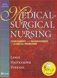 Medical-Surgery Nursing 9780323024365