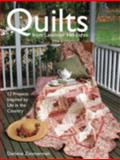 Quilts from Lavender Hill Farm, Darlene Zimmerman, 0896894363