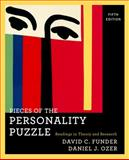 Pieces of the Personality Puzzle : Readings in Theory and Research, , 0393934365