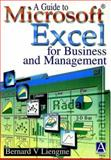 A Guide to Microsoft Excel for Business and Management, Liengme, Bernard V., 0470384360