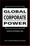 Global Corporate Power, , 158826436X