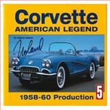 Corvette : American Legend, 1958-1960, Adams, Noland, 1880524368
