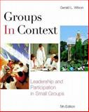 Groups in Context 9780072904369