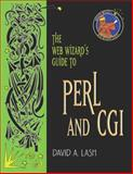 The Web Wizard's Guide to Perl and CGI, Lash, David A., 0201764369