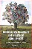 Environmental Economics and Investment Assessment III, K. Aravossis, C. A. (editors) Brebbia, 1845644360