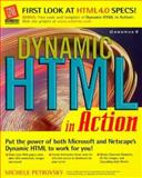 Dynamic HTML in Action, Petrovsky, Michele, 0078824370