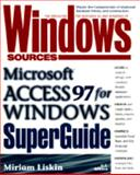 PC Magazine Programming Access 97, Liskin, Miriam, 1562764373