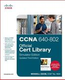 CCNA 640-802 Official Cert Library, Odom, Wendell, 1587204371