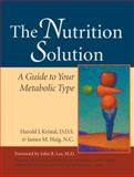 Nutrition Solution, Harold Kristal and James Haig, 1556434375