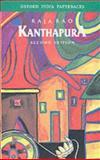 Kanthapura 9780195624373