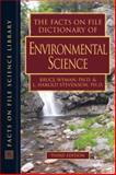 The Facts on File Dictionary of Environmental Science, Stevenson, L. Harold and Wyman, Bruce C., 0816064377