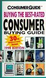 Consumer Buying Guide 1998, Consumer Guide editors, 0451194373