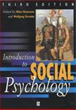 Introduction to Social Psychology : A European Perspective, Stroebe, Wolfgang, 0631204377